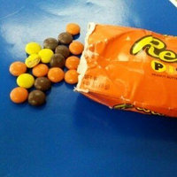 Reese's Pieces Peanut Butter Cup uploaded by kimberly c.