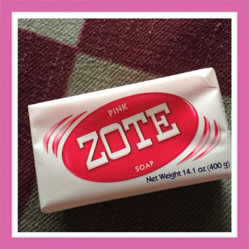 Zote Pink Laundry Soap - 14.1 oz uploaded by Wendy C.