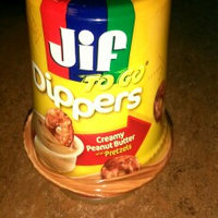 Jif To Go Dippers Creamy Peanut Butter with Pretzels uploaded by Kristina W.