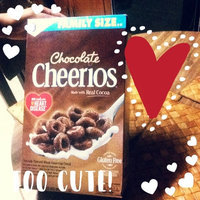 Chocolate Cheerios Cereal uploaded by Rosana P.