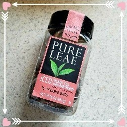 Pure Leaf Black Tea with Raspberry in Pyramid Bags 16ct uploaded by Joanne H.