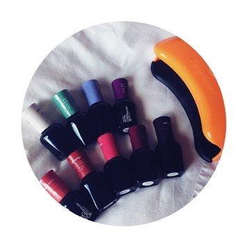 sally hansen gel polish kit instructions