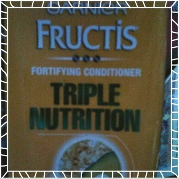 Photo of Garnier Fructis Triple Nutrition Conditioner uploaded by Carly D.