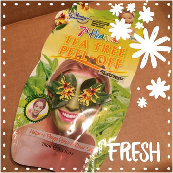 Photo of 7th Heaven Tea Tree Peel-Off Mask uploaded by Jillian W.
