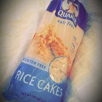 Quaker® Rice Cakes Salt Free uploaded by Marissa W.