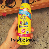 Banana Boat Kids Continuous Spray Sunscreen, SPF 50+, Fragrance Free, Water Resistant, 6 Oz + Yes to Tomatoes Moisturizing Single Use Mask uploaded by crystal g.