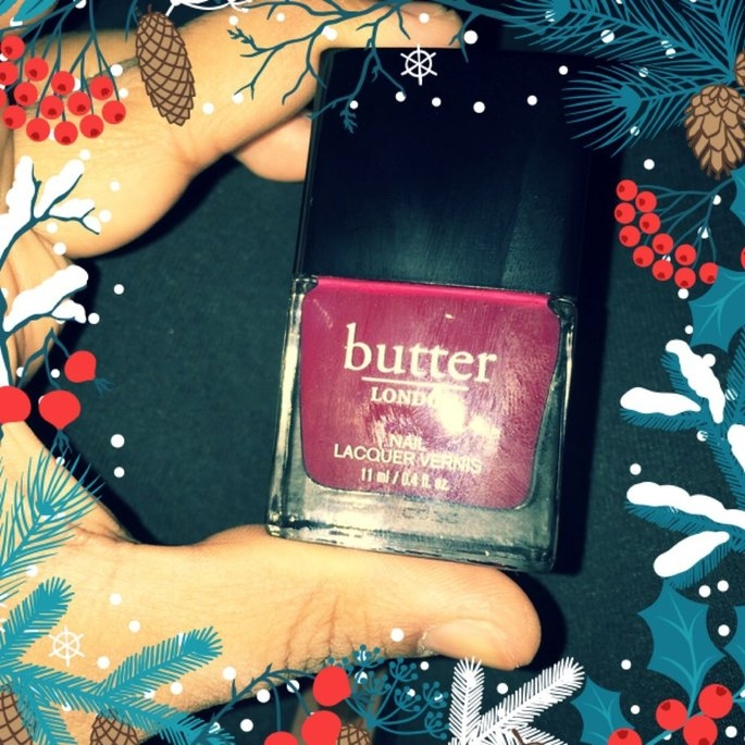 Butter London Patent Shine 10X Lacquer uploaded by Yubie D.