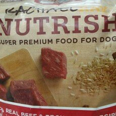 Photo of Rachael Ray Nutrish Dog Food Real Beef & Brown Rice Recipe uploaded by Sierra B.