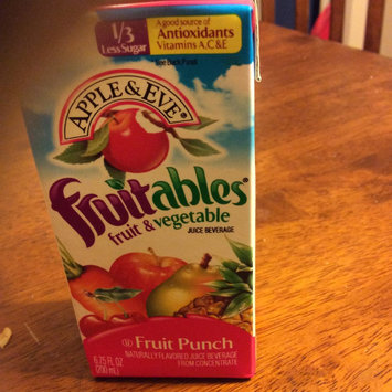 Photo of Apple & Eve® Fruitables® Fruit Punch Fruit & Vegetable Juice 6.75 fl. oz. Aseptic Pack uploaded by Jennifer L.