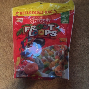 Photo of Kellogg's® Froot Loops® Cereal 3.1 oz. Bag uploaded by Brianna V.