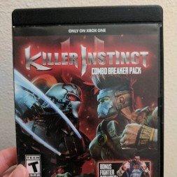Photo of Microsoft Killer Instinct Combo Breaker Pack (Xbox One) uploaded by Shailine D.