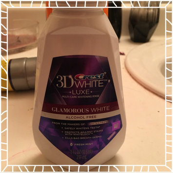 Photo of Crest 3D White Multi-Care Whitening Rinse uploaded by Linda D.
