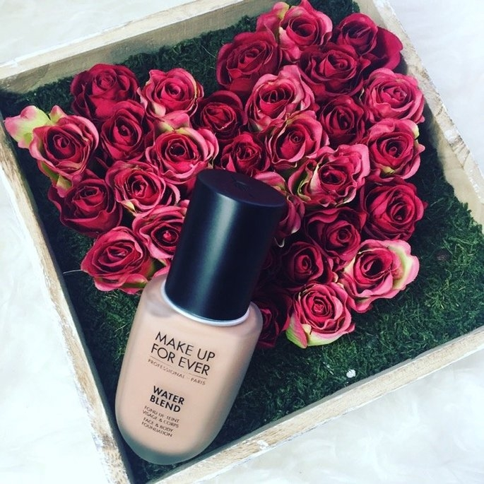 MAKE UP FOR EVER Water Blend Face & Body Foundation uploaded by Yasmeen J.