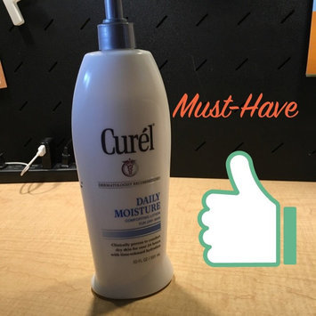 Photo of Curél® DAILY HEALING ORIGINAL LOTION FOR DRY SKIN uploaded by Jackie M.