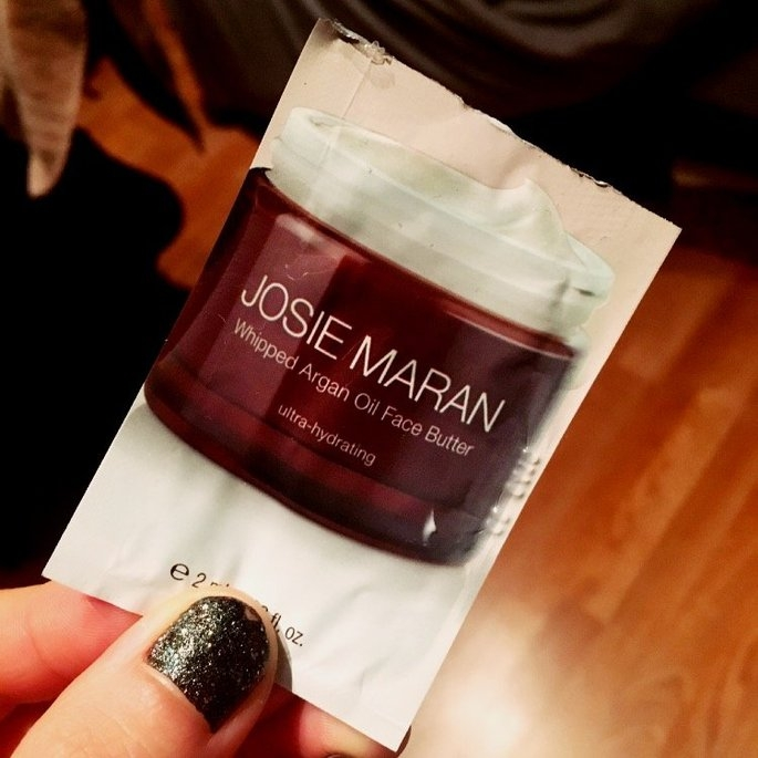 Josie Maran Whipped Argan Oil Face Butter 1.7 oz uploaded by Laura  C.