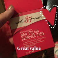 Studio 35 Beauty Regular Nail Polish Remover Pads uploaded by April W.