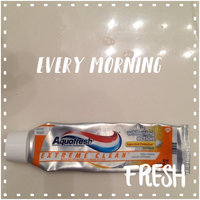 Aquafresh Extreme Clean Deep Action Fluoride Toothpaste uploaded by Lauren L.