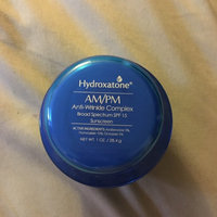 Hydroxatone AM/PM Anti-Wrinkle Complex SPF 15 uploaded by Leonora S.