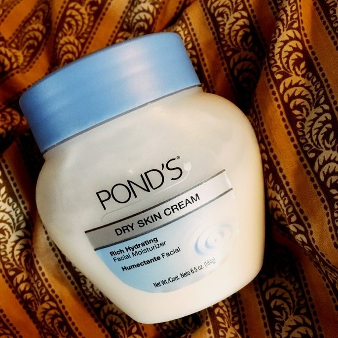 Pond's Dry Skin Cream uploaded by Rochielle C.