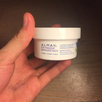 Almay Oil Free Gentle Eye Makeup Remover Pads uploaded by Tiffany G.