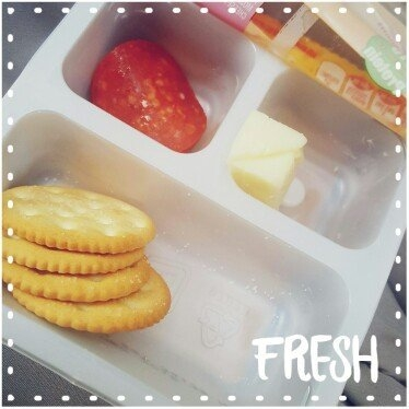 Oscar Mayer Lunchables Lunch Combinations Pepperoni & Mozzarella 2.25 uploaded by Krystal M.
