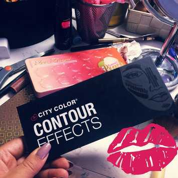 City Color Cosmetics Contour Effects Palette uploaded by Jean W.