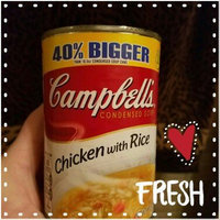Campbell's® Chicken with Rice Condensed Soup uploaded by Melissa J.