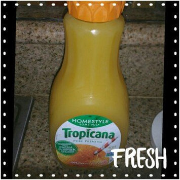 Tropicana Pure Premium Some Pulp Orange Juice 59 oz uploaded by lupe b.