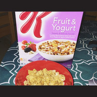 Kellogg's Special K Fruit & Yogurt Cereal uploaded by Ally W.