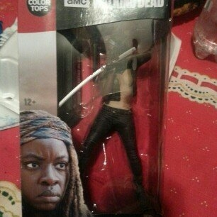 Walking Dead Michonne Colour Tops Collector Edition uploaded by Summer J.