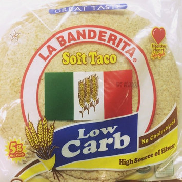 Photo of La Banderita, Tortilla Lc 8Pc, 12.7 OZ (Pack of 12) uploaded by Emily H.