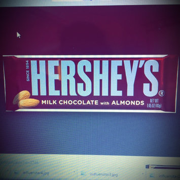 Hershey's  Milk Chocolate with Almonds uploaded by Talar A.
