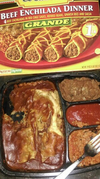 Photo of El Charrito™ Grande Beef Enchilada Dinner 19 oz. Box uploaded by Jenifer G.