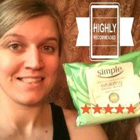 Simple Exfoliating Facial Wipes uploaded by Ann B.
