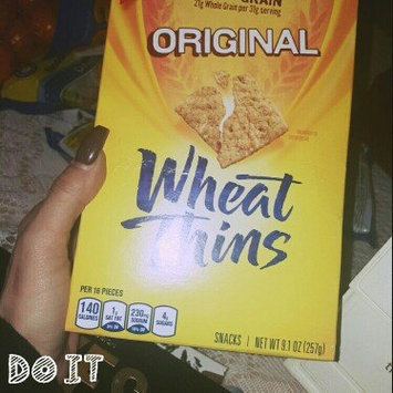 Photo of Nabisco Wheat Thins Original Crackers uploaded by Angelina A.
