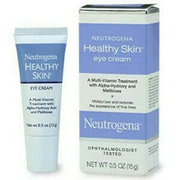 Neutrogena Healthy Skin Anti-Wrinkle Cream with sunscreen SPF 15 uploaded by Magalys v.