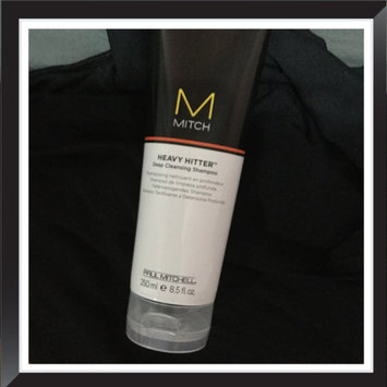 Photo of Paul Mitchell Mitch Heavy Hitter Deep Cleansing Shampoo uploaded by Shelby W.