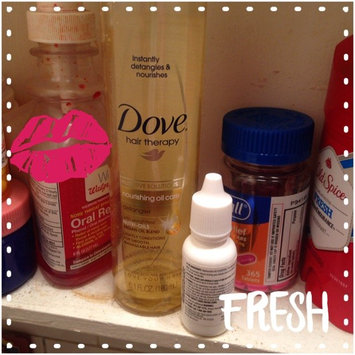 Photo of Dove Nourishing Oil Hair Care uploaded by Angelina H.