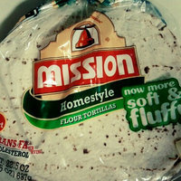 Mission Flour Tortillas Homestyle - 10 CT uploaded by Stacy M.