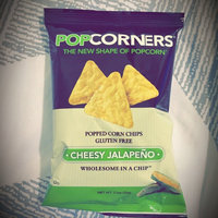 PopCorners Popped Corn Chips Cheesy Jalapeno uploaded by Josephine F.