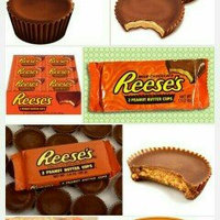 Reese's Pieces Peanut Butter Cup uploaded by gabyescaa G.