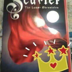 Scarlet (Lunar Chronicles, Book 2) (The Lunar Chronicles) uploaded by Kalyn M.