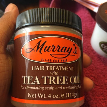 Murrays Tea Tree Oil Hair Treatment 3.5 Oz uploaded by Shawn M.