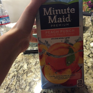 Photo of Minute Maid® Premium Peach Punch uploaded by Veronica T.