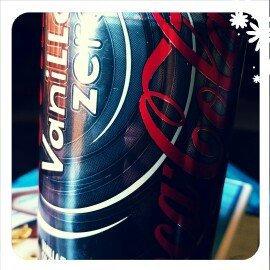 Photo of Coca-Cola® Vanilla Zero uploaded by Michelle B.