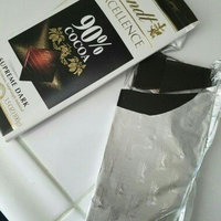 Lindt 90% Excellence Cacao Supreme Dark Chocolate uploaded by Crystal B.