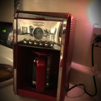 Bella Dots Programmable Coffee Maker - Teal uploaded by Lisa H.