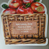 The Saem - Natural-Tox Apple Mask Sheet 1pc 20g uploaded by Liz N.