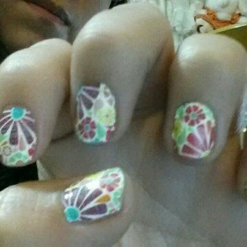 Photo of Sally Hansen® Salon Effects Real Nail Polish Strips uploaded by Paola R.