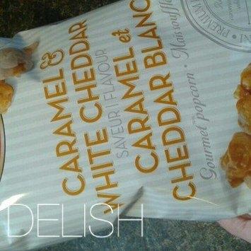 Orville Redenbacher's Caramel White Cheddar Popcorn uploaded by tara e.